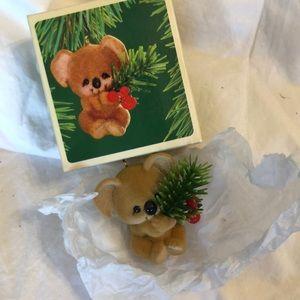 1983 hallmark Christmas koala